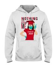 White Girl Nothing Can Stop Me Hooded Sweatshirt thumbnail