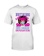 Girl 3rd grade Nothing Stop Classic T-Shirt thumbnail