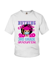 Girl 3rd grade Nothing Stop Youth T-Shirt front