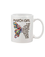 March Girl I Am The Storm Mug tile