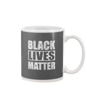 Black Say Their Names front Mug thumbnail