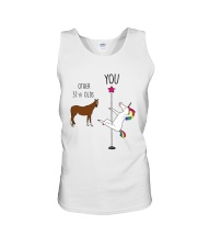 37 Unicorn other you  Unisex Tank thumbnail