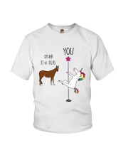 37 Unicorn other you  Youth T-Shirt thumbnail