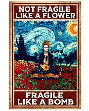 Frida Kahlo starry night 11x17 Poster thumbnail