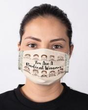 RBG radical woman sticker Cloth face mask aos-face-mask-lifestyle-01