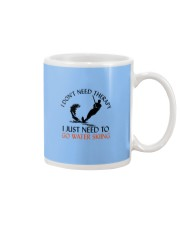 Water Skiing I Don't Need Therapy Mug thumbnail