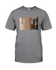 Be Kind Raise Hand Classic T-Shirt tile