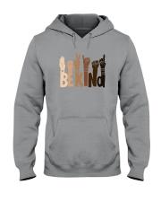 Be Kind Raise Hand Hooded Sweatshirt thumbnail