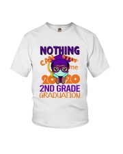 Boy 2nd grade Nothing Stop Youth T-Shirt front