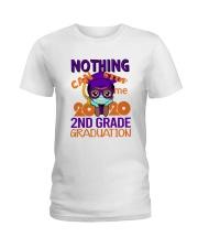 Boy 2nd grade Nothing Stop Ladies T-Shirt thumbnail