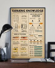 Kayaking Knowledge 11x17 Poster lifestyle-poster-2