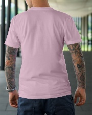 Bee gentle Classic T-Shirt lifestyle-mens-crewneck-back-3