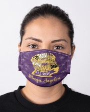 Maya Angelou you may write Cloth face mask aos-face-mask-lifestyle-01