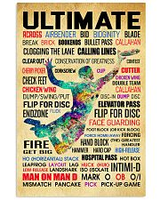 Ultimate Word Art 11x17 Poster front