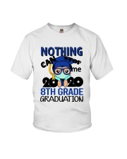 8th grade Boy Nothing Stop Youth T-Shirt front