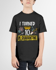 10 I turned in quarantine Youth T-Shirt garment-youth-tshirt-front-01