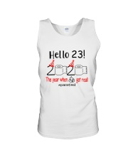 23 Hello the year Unisex Tank thumbnail
