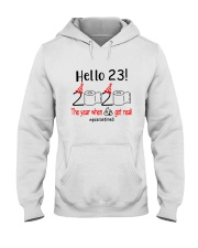 23 Hello the year Hooded Sweatshirt thumbnail