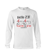 23 Hello the year Long Sleeve Tee thumbnail
