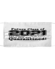Junior Future Class Cloth face mask thumbnail