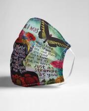 Frida Kahlo quote Cloth face mask aos-face-mask-lifestyle-21