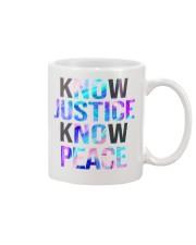 Know justice Mug thumbnail
