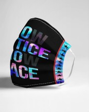 Know justice Cloth face mask aos-face-mask-lifestyle-21