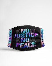 Know justice Cloth face mask aos-face-mask-lifestyle-22
