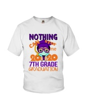 Boy 7th grade Nothing Stop Youth T-Shirt front