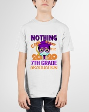 Boy 7th grade Nothing Stop Youth T-Shirt garment-youth-tshirt-front-01