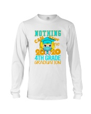 Blonde girl 4th grade Nothing Stop Long Sleeve Tee thumbnail