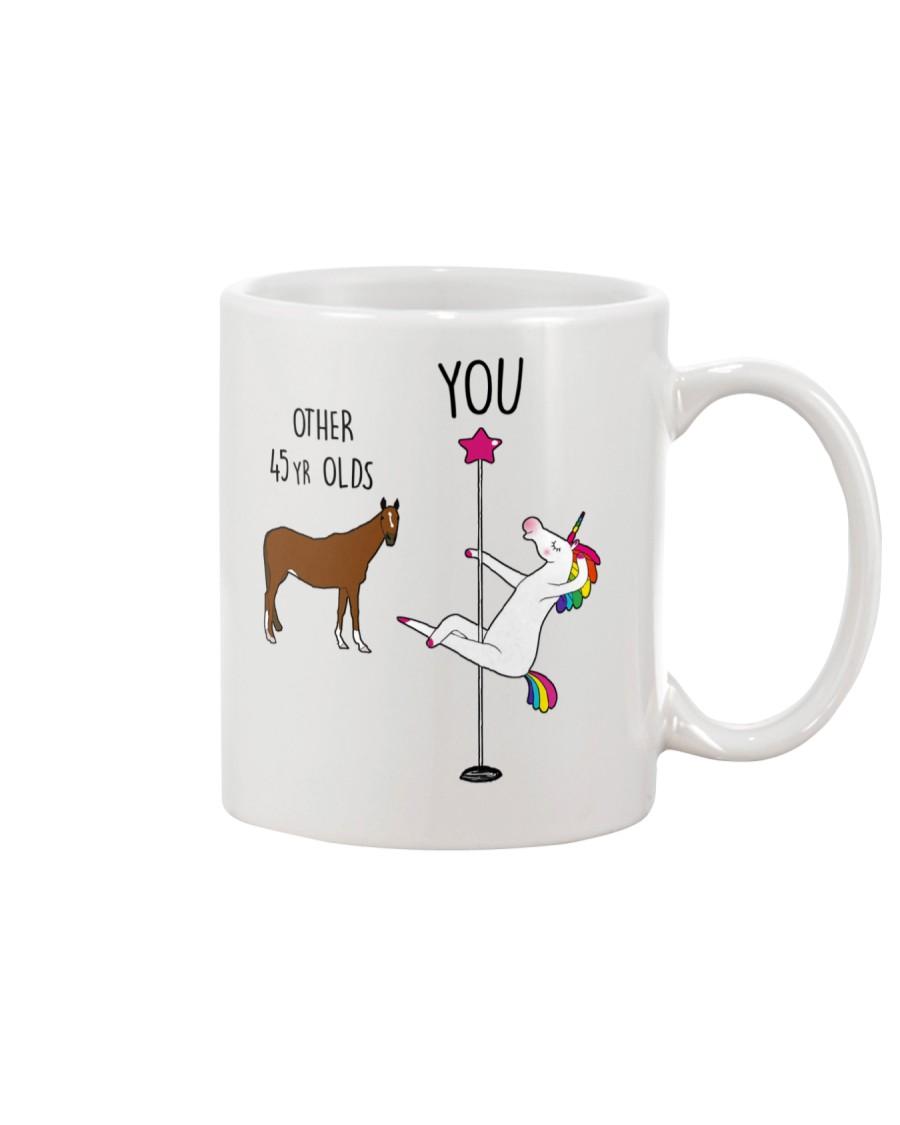 45 Unicorn other you  Mug