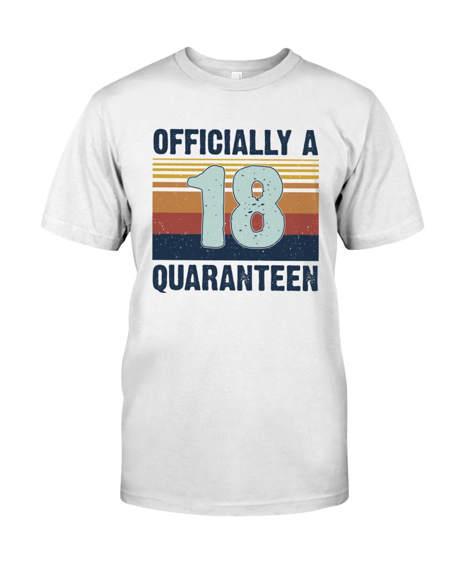 18 Officially Classic T-Shirt
