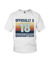 18 Officially Youth T-Shirt thumbnail