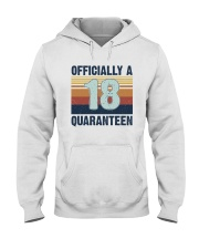 18 Officially Hooded Sweatshirt thumbnail