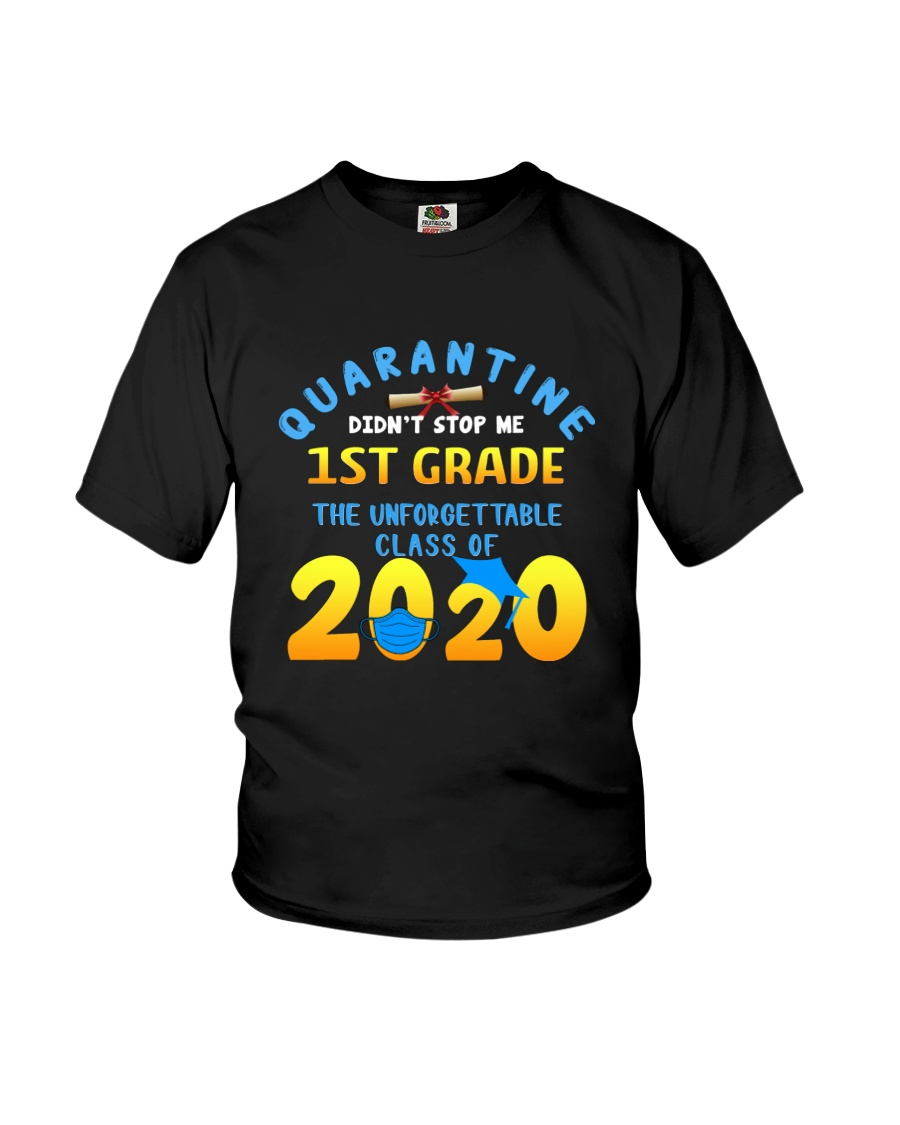 1st grade Unforgettable class Youth T-Shirt