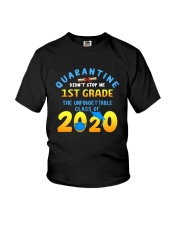 1st grade Unforgettable class Youth T-Shirt front