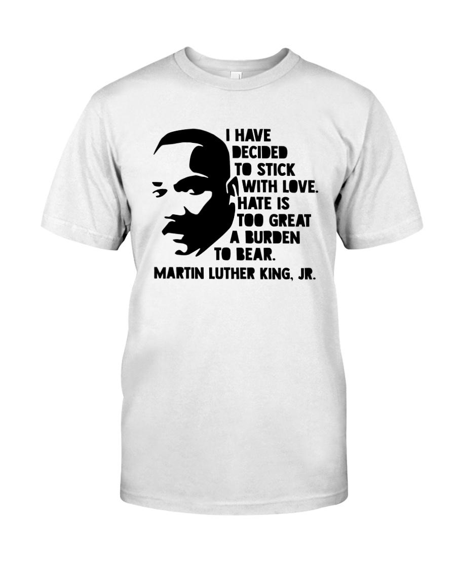 Martin Luther King Classic T-Shirt