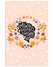 Empowered women Vertical Poster tile