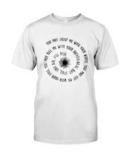 Maya Angelou still like air circl Classic T-Shirt thumbnail