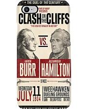 Burr Ham duel poster Phone Case thumbnail