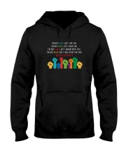 I Am Not Black Hooded Sweatshirt thumbnail