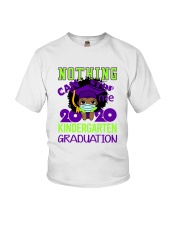 Kindergarten Girl Nothing Stop Youth T-Shirt front