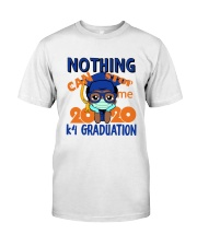 K4 Boy Nothing Stop Classic T-Shirt tile