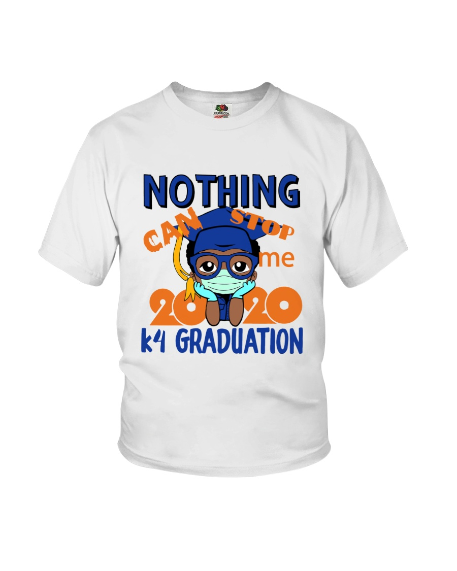 K4 Boy Nothing Stop Youth T-Shirt