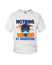 K4 Boy Nothing Stop Youth T-Shirt front