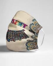 RBG I dissent collar mandala Cloth face mask aos-face-mask-lifestyle-21