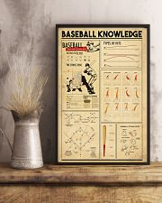 Baseball Knowledge 11x17 Poster lifestyle-poster-3
