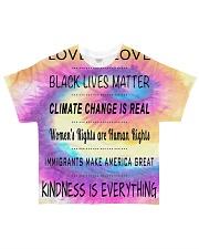 feminism 3D totebag All-over T-Shirt thumbnail