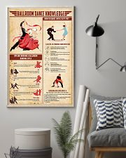 Ballroom dance knowledge 11x17 Poster lifestyle-poster-1